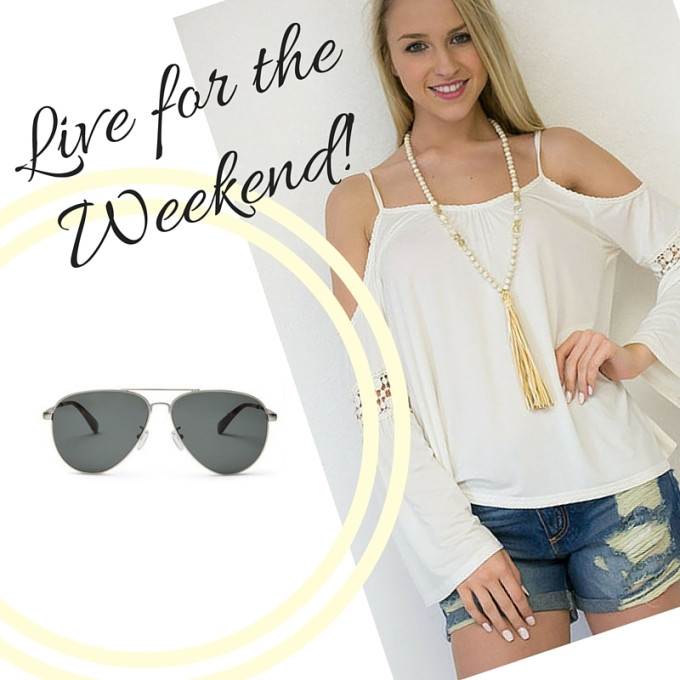 Live for the Weekend!